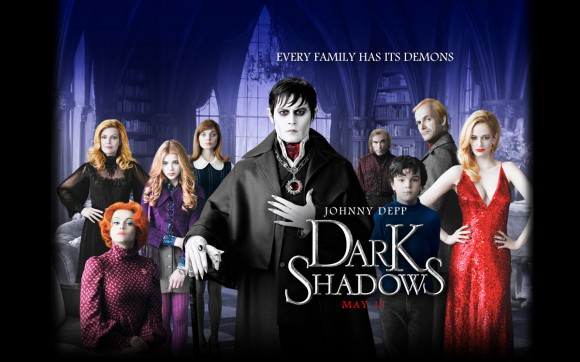 the most anticipated movies in May 2012 - Dark Shadows