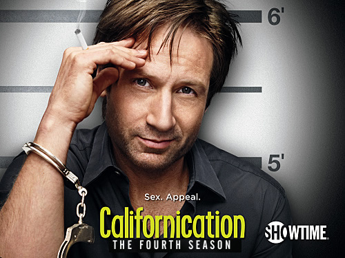Rip Californication:The Fourth Season DVD