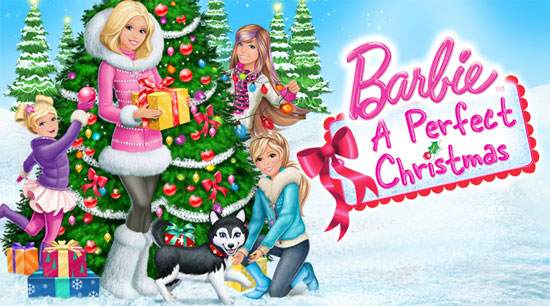 Rip DVD Barbie A Perfect Christmas movie with Magic DVD Ripper