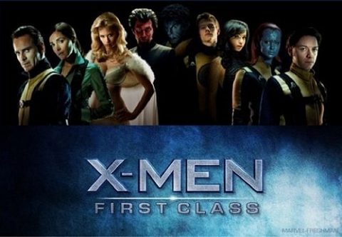 Rip X-Men: First Class DVD with Magic DVD Ripper