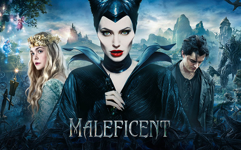 rip/copy/burn Maleficent DVD on PC