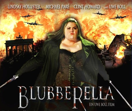copy Blubberella DVD movie and enjoy watching