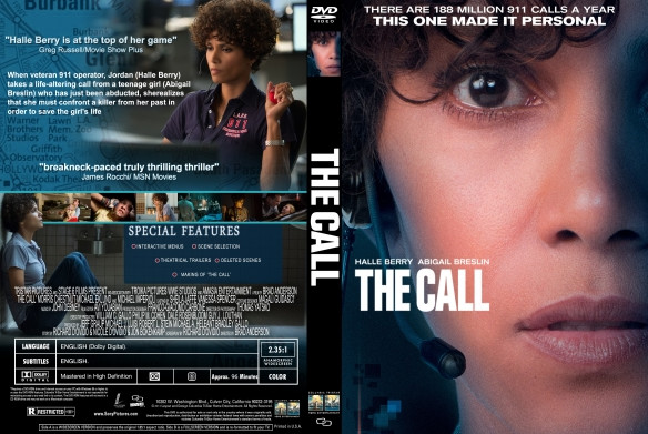 Copy The Call DVD