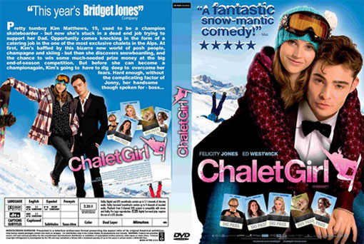 copy Chalet Girl DVD and enjoy the fantastic movie