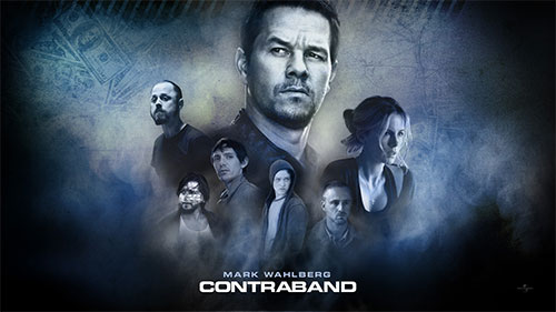 rip Contraband DVD to make a backup copy of Contraband DVD