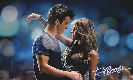 copy Footloose DVD and enjoy a musical movie