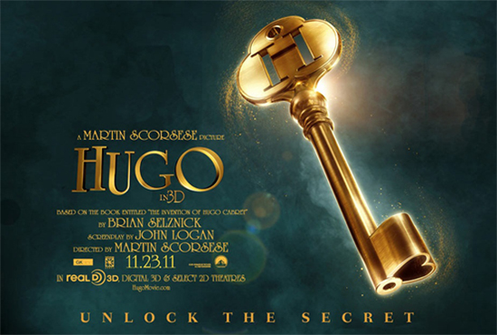 copy Hugo DVD for the fantastic movie