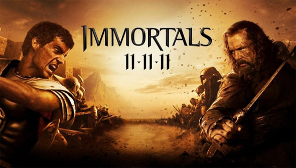 copy Immortals DVD for backup