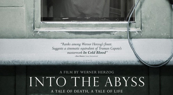 copy Into the Abyss DVD and watch it by heart