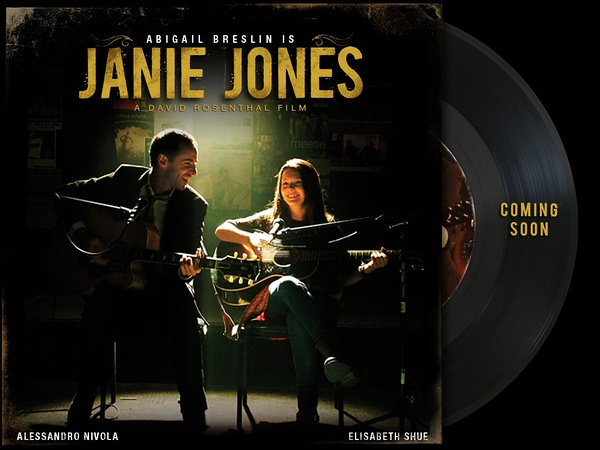 copy Janie Jones DVD onto another disc