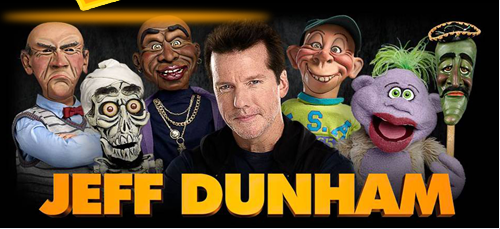 Copy Jeff Dunham: Controlled Chaos DVD with Magic DVD Copier