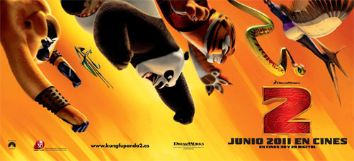 copy Kung Fu Panda 2 DVD by yourself