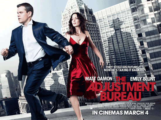 copy The Adjustment Bureau DVD by using Magic DVD Copier