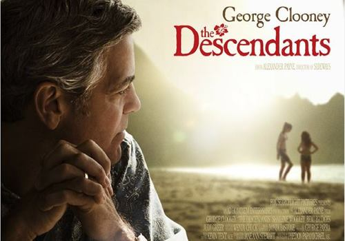 very worthwhile to copy The Descendants DVD