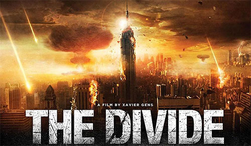 rip The Divide DVD to make a backup copy of The Divide DVD