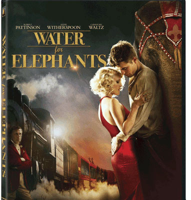Copy Water for elephants dvd
