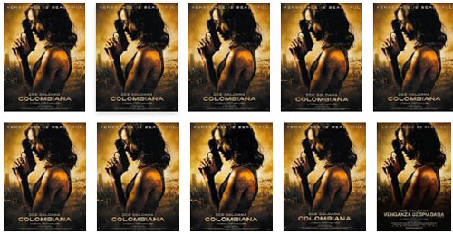 rip Colombiana DVD movie with Magic DVD Ripper