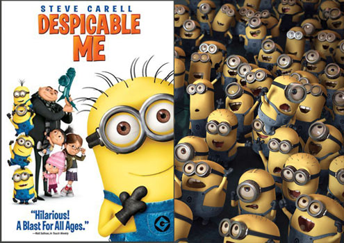 rip Despicable Me DVD with Magic DVD Ripper