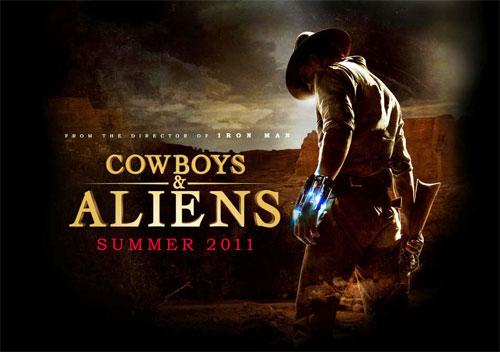 rip DVD Cowboys & Aliens movie with Magic DVD Ripper