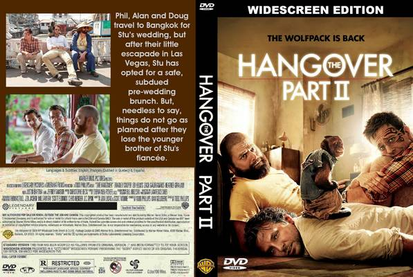rip DVD Hangover Part II with Magic DVD Ripper