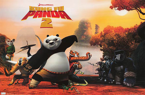 rip DVD Kung Fu Panda 2 with Magic DVD Ripper