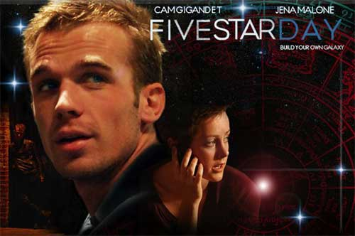 rip Five Star Day DVD - movie poster screenshot