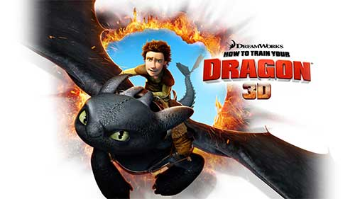 rip How to Train Your Dragon DVD with Magic DVD ripper