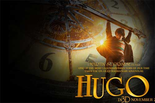rip Hugo DVD movie - Hugo movie poster screenshot