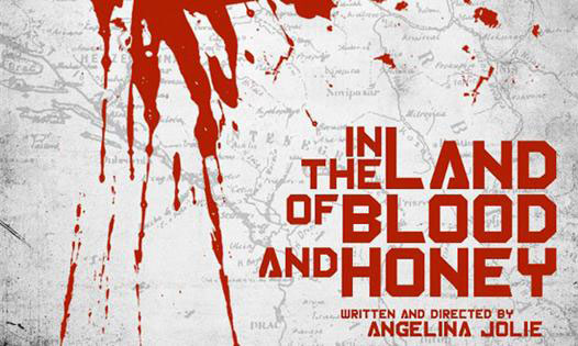rip In The Land Of Blood And Honey DVD movie to get a copy - In The Land Of Blood And Honey movie poster