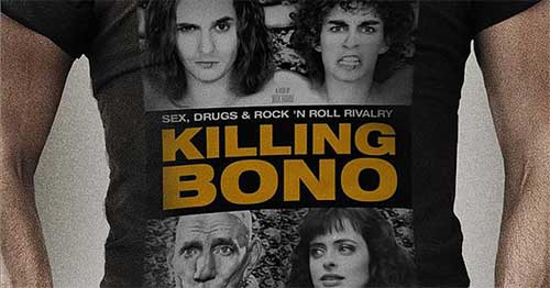 rip the Killing Bono DVD with Magic DVD ripper