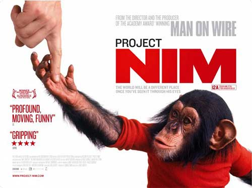 rip Project Nim DVD movie -  Project Nim movie poster
