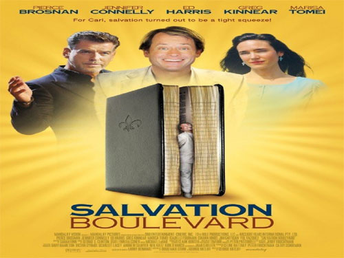 Rip Salvation Boulevard DVD to other video format