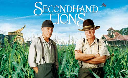rip Secondhand Lions DVD with Magic DVD ripper
