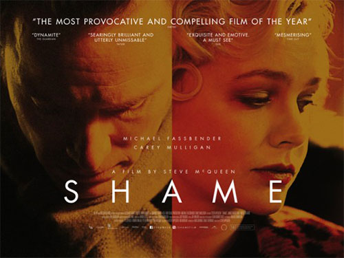 rip Shame DVD movie - Shame DVD movie poster