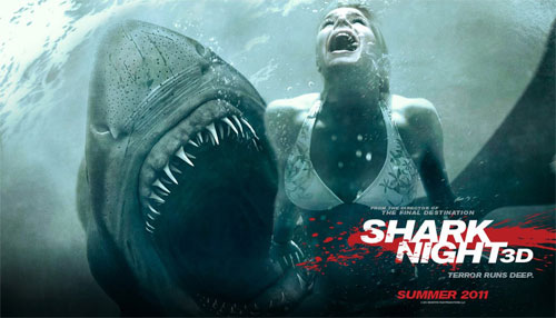 rip Shark Night DVD movie with Magic DVD Ripper