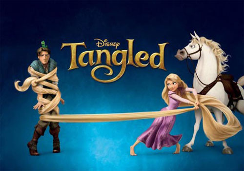 rip Tangled DVD with Magic DVD Ripper