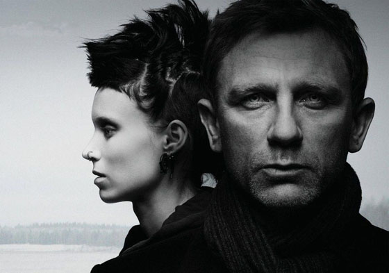 rip The Girl with the Dragon Tattoo DVD to watch a real thriller