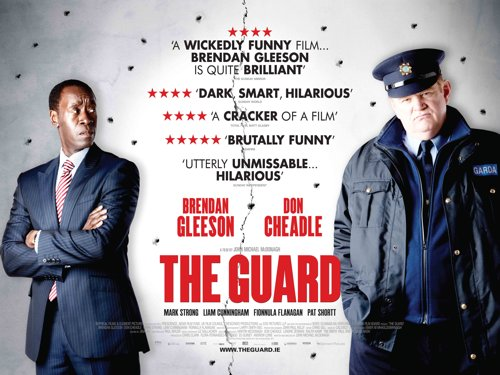 rip The Guard DVD movie with Magic DVD Ripper