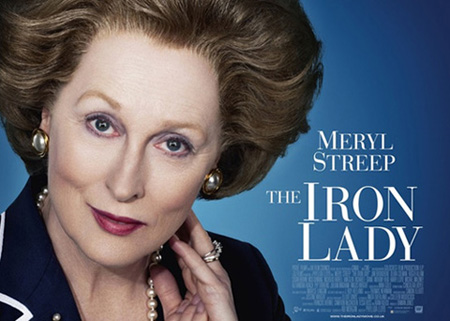 rip The Iron Lady DVD to know a Thatcher out of your imagination