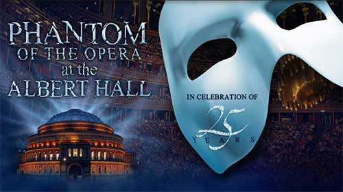 rip The Phantom of the Opera at the Royal Albert Hall DVD with Magic DVD ripper