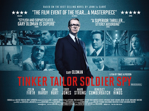 rip Tinker Tailor Soldier Spy DVD and watch it by heart