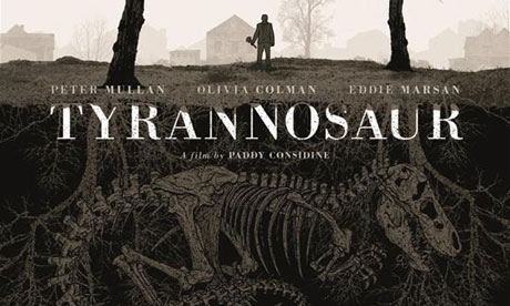 rip Tyrnnosaur DVD movie - Tyrnnosaur movie poster