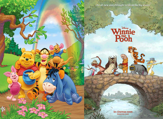 Do Winnie the Pooh DVD backup with Magic DVD Ripper